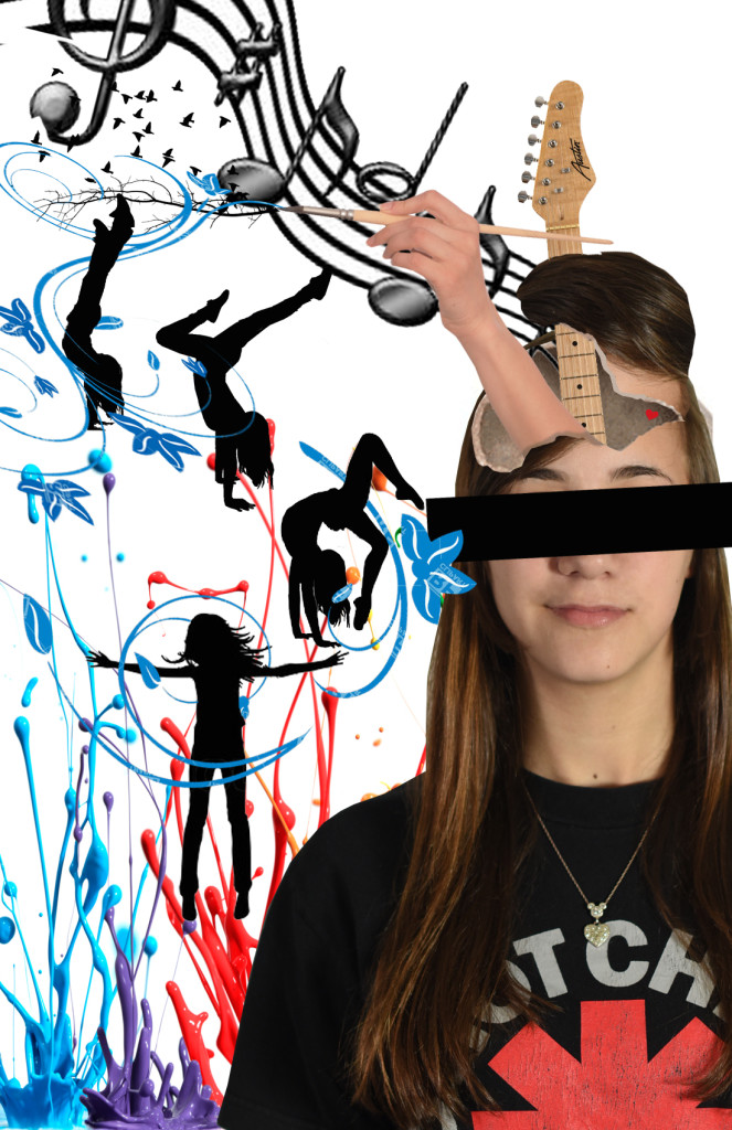 design of the week whats in my head mrs cox class