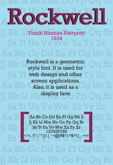 04_Salmonsen_Rockwell Type Poster